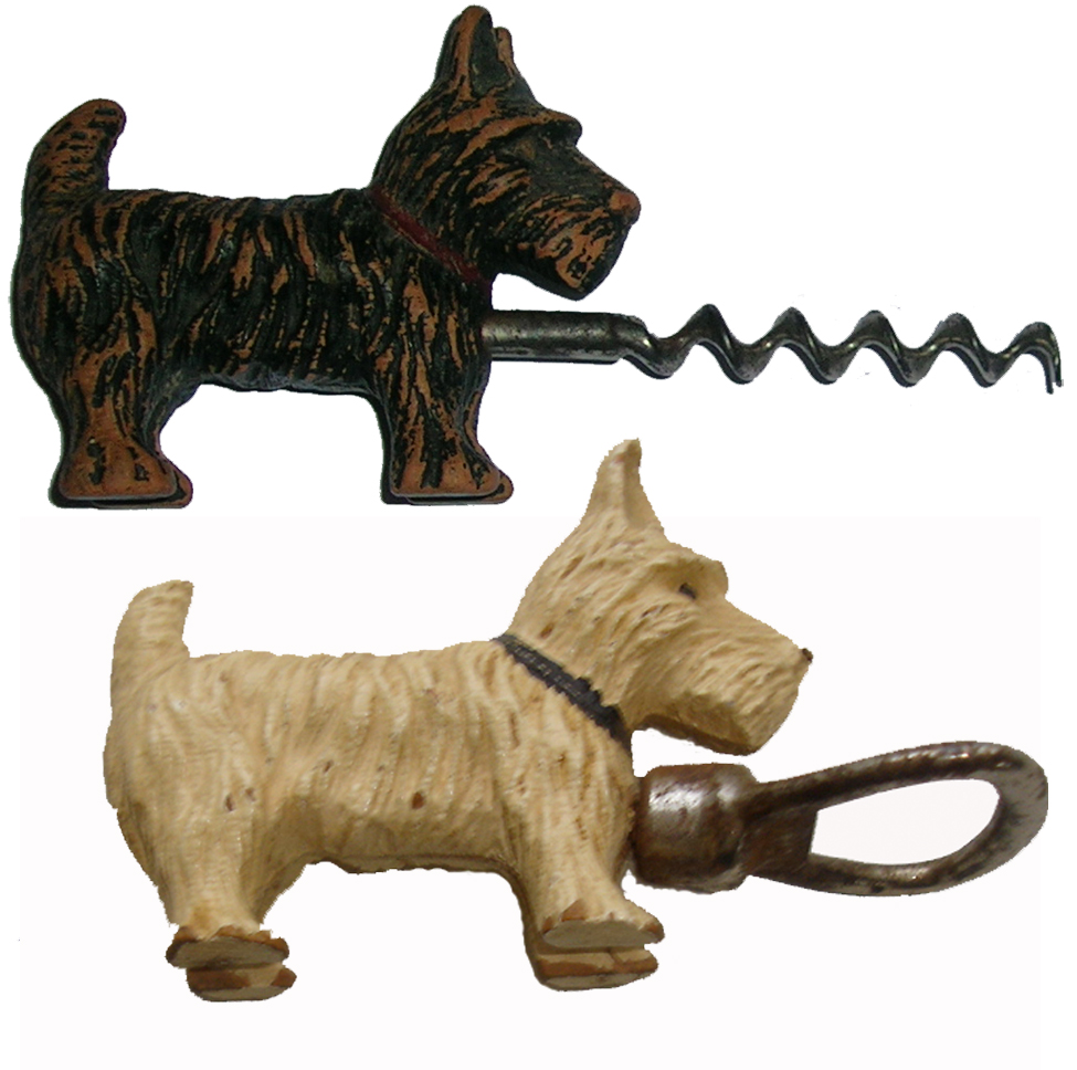 scotty dog corkscrew